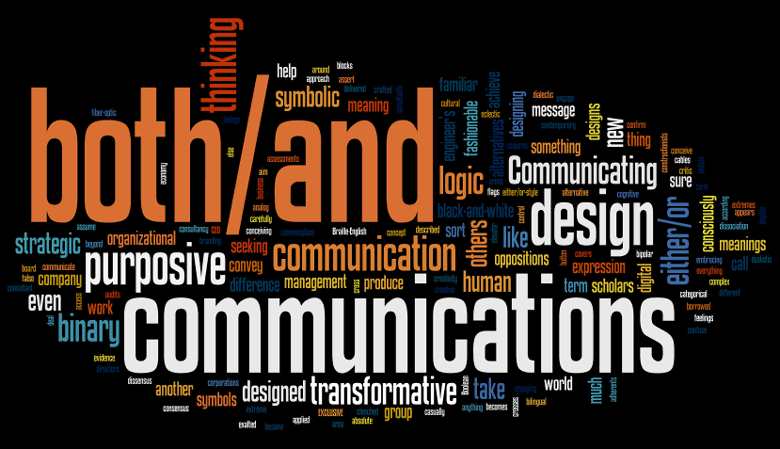 """Word cloud"" visualization of text on this Web page"